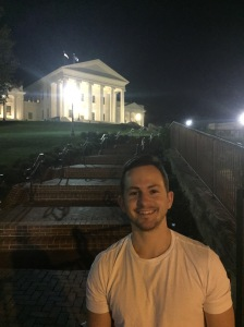 Me on a recent trip to Richmond, VA. Feeling and looking much better!