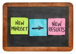 new mindset and results